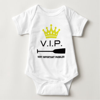 VIP Very Important Paddler Baby Bodysuit