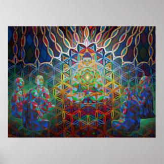 vipassana digitally - 2013 poster