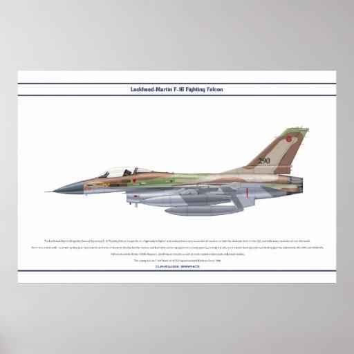 Viper Israel 253 Squadron Print