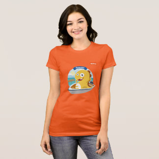 VIPKID Barbados T-Shirt (orange)