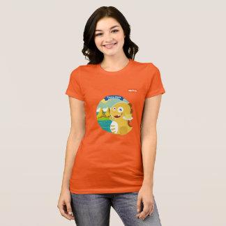 VIPKID Costa Rica T-Shirt (orange)