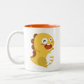 VIPKID Happy Dino Mug