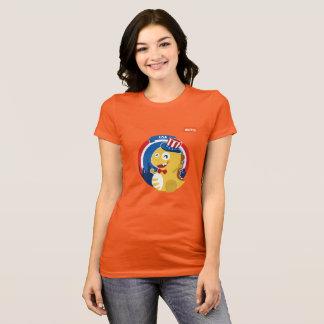 VIPKID USA T-Shirt (orange)