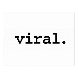 viral postcard
