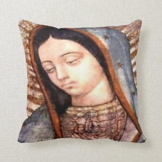 Virgen de Guadalupe cojín almohada Cushion
