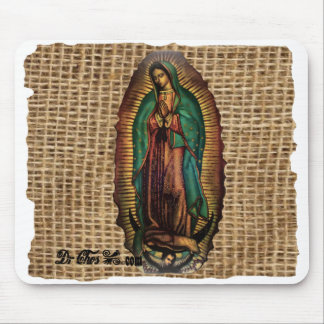 VIRGEN DE GUADALUPE COLOR CUSTOMIZABLE PRODUCTS MOUSE PADS