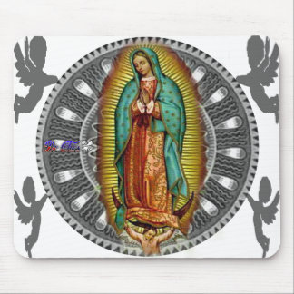 VIRGEN DE GUADALUPE CUSTOMIZABLE  Mousepad