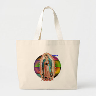 VIRGEN DE GUADALUPE CUSTOMIZABLE PRODUCTS TOTE BAG
