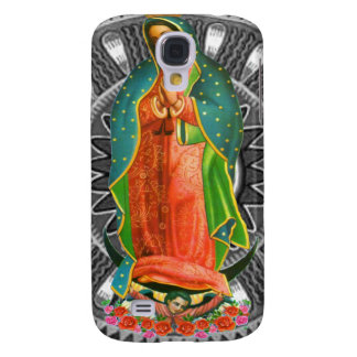 VIRGEN DE GUADALUPE CUSTOMIZABLE PRODUCTS SAMSUNG GALAXY S4 CASES