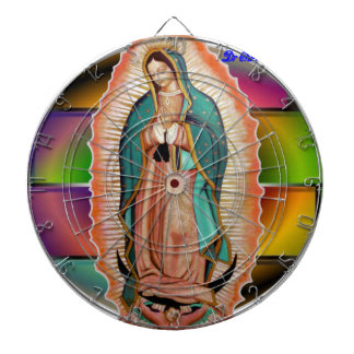 VIRGEN DE GUADALUPE CUSTOMIZABLE PRODUCTS DART BOARDS