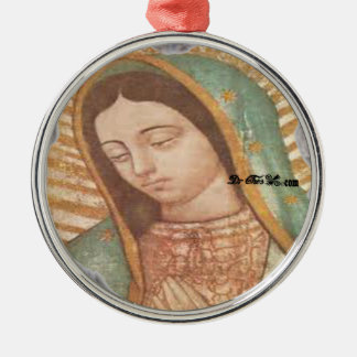 VIRGEN DE GUADALUPE  CUSTOMIZABLE PRODUCTS CHRISTMAS TREE ORNAMENT