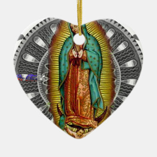 VIRGEN DE GUADALUPE CUSTOMIZABLE PRODUCTS ORNAMENTS