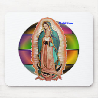 VIRGEN DE GUADALUPE CUSTOMIZABLE PRODUCTS MOUSE PAD