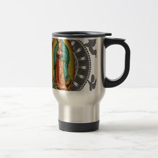 VIRGEN DE GUADALUPE CUSTOMIZABLE PRODUCTS COFFEE MUG