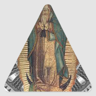 VIRGEN DE GUADALUPE CUSTOMIZABLE PRODUCTS STICKERS