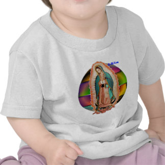 VIRGEN DE GUADALUPE CUSTOMIZABLE PRODUCTS TEES
