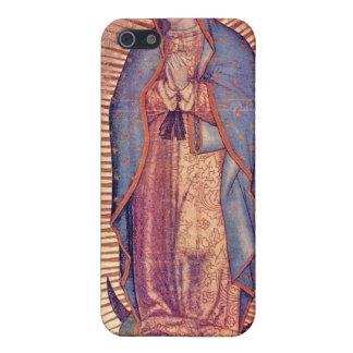 Virgen de Guadalupe iPhone 4 Case