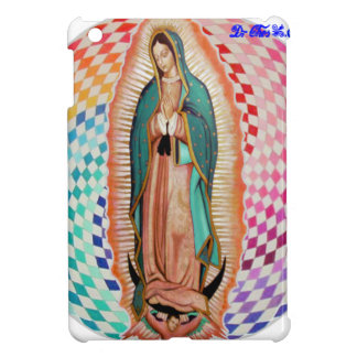 VIRGEN DE GUADALUPE MULTICO CUSTOMIZABLE PRODUCTS COVER FOR THE iPad MINI