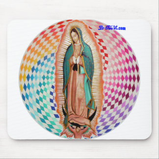 VIRGEN DE GUADALUPE MULTICO CUSTOMIZABLE PRODUCTS MOUSE PADS