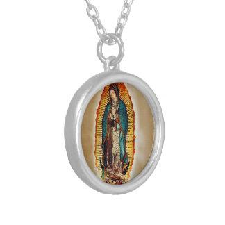 Virgen de Guadalupe Necklace