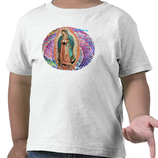 VIRGEN DE GUADALUPE TOROIDAL CUSTOMIZABLE PRODUCTS T SHIRTS
