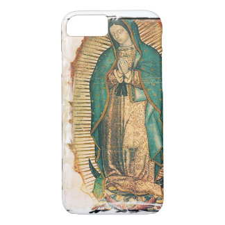 Virgen de Guadalupe (traditional) iPhone 7 Case