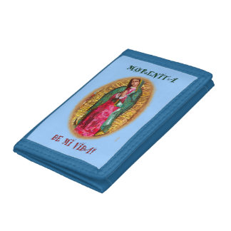 Virgen De Guadalupe Wallet/ Virgen Morena/ Mexico