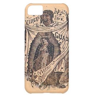 Virgen de Guadalupe (with Juan Diego) iPhone 5C Case