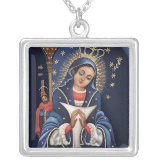 Virgen de la Altagarcia Necklace