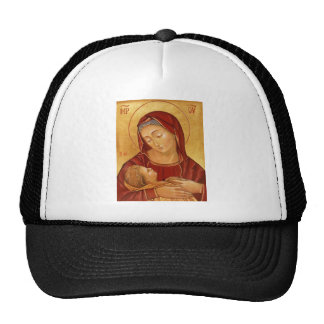 virgin and child hats