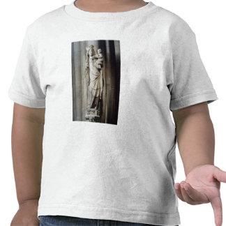 Virgin and Child, known as Notre-Dame de Paris Tees