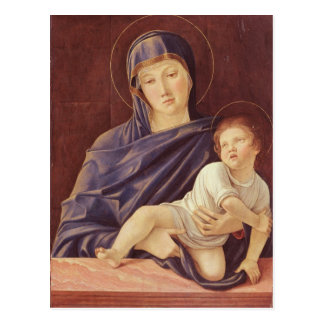 Virgin and Child Postcard
