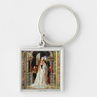Virgin and Child with Three Angels, central panel Keychains