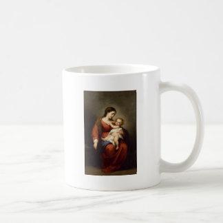 Virgin and Christ Child Coffee Mug