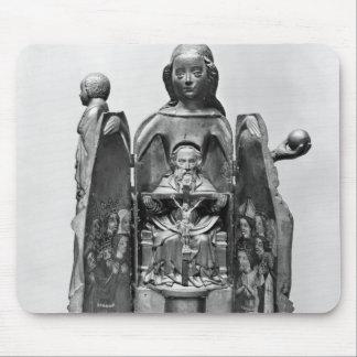 Virgin , early 15th century mousepad