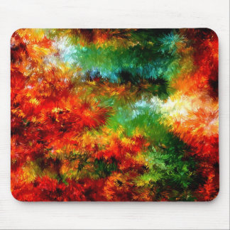 Virgin forest by rafi talby mouse pad