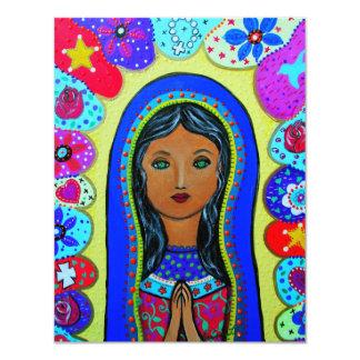 Virgin Guadalupe Card