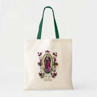 Virgin Guadalupe Budget Tote Bag