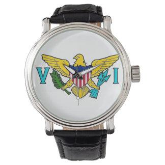 Virgin Island Flag Watch