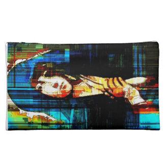 Virgin Mary 1 Cosmetic Bags