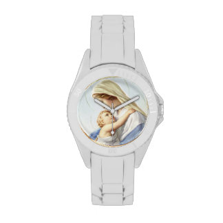 Virgin Mary and Baby Jesus Watch
