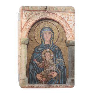 Virgin Mary And Jesus Mosaic iPad Mini Cover