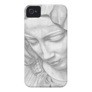 Virgin Mary.Catholic Art Iphone Case.Virgen Maria iPhone 4 Case-Mate Cases