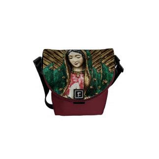 Virgin Mary Commuter Bag