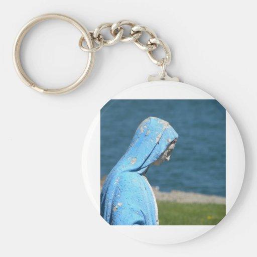 Virgin Mary Key Chain