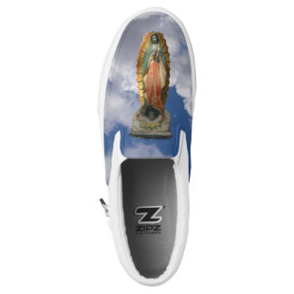 Virgin Mary of Guadalupe shoes