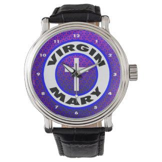 Virgin Mary Wrist Watches