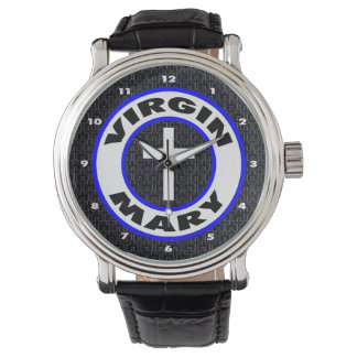 Virgin Mary Wristwatches