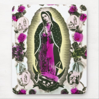 Virgin of Guadalupe Mouse Pad