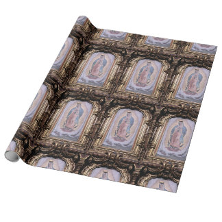 Virgin of Guadalupe Wrapping Paper